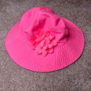 5/20$ Carter's 0-9 months girl's pink summer hat